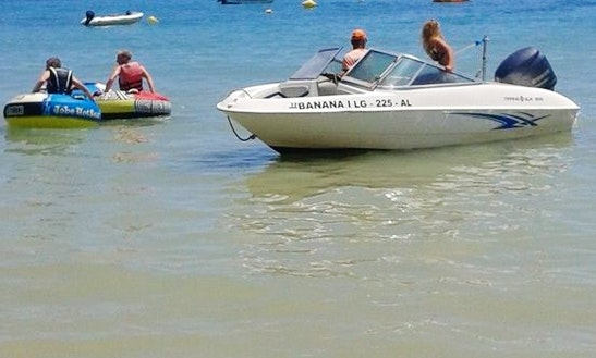Rent A Bowrider In Faro, Portugal