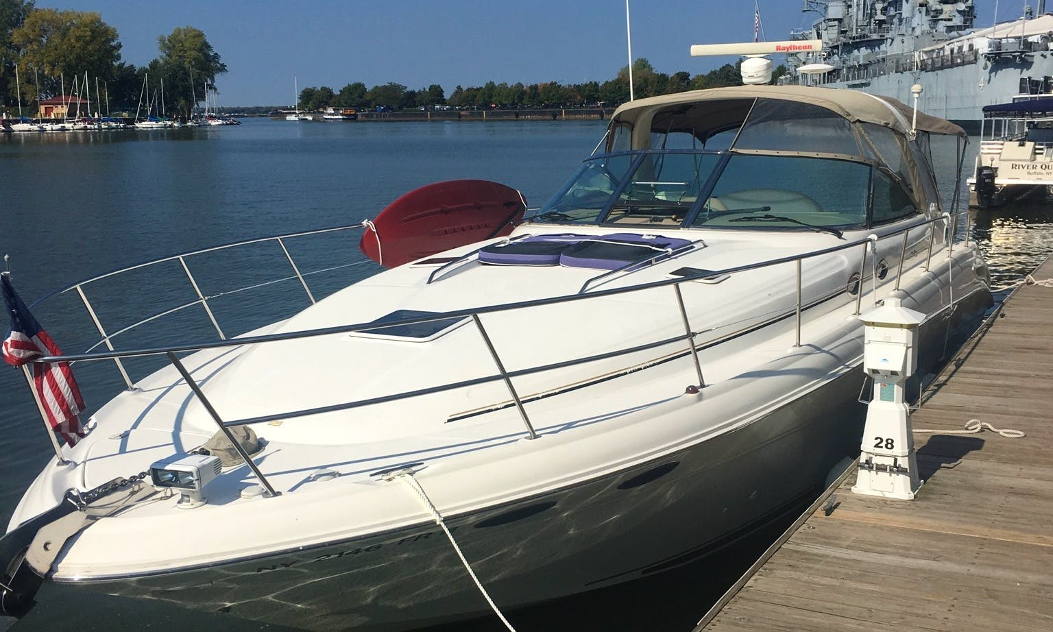 44 foot Sea Ray Yacht for rent in Buffalo, NY