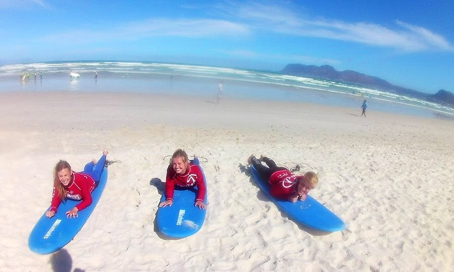 Learn to Surf with the Best in Cape Town, South Africa
