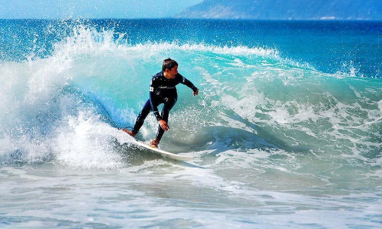 Surf Lessons taught by experienced instructors in Cape Town, South Africa