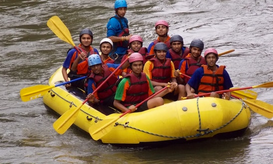 Enjoy Rafting Trips And Courses In Förk Kärnten, Austria
