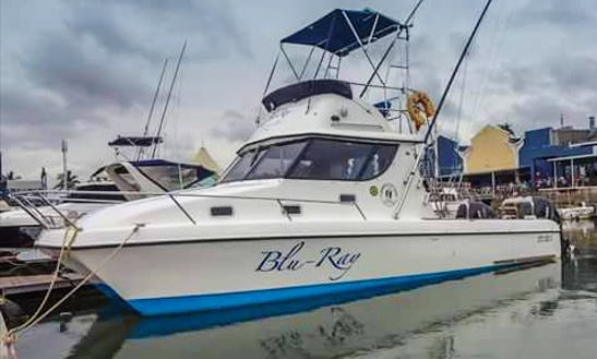 Deep Sea Fishing Trips In Durban Aboard Blu-ray Fishing Vessel