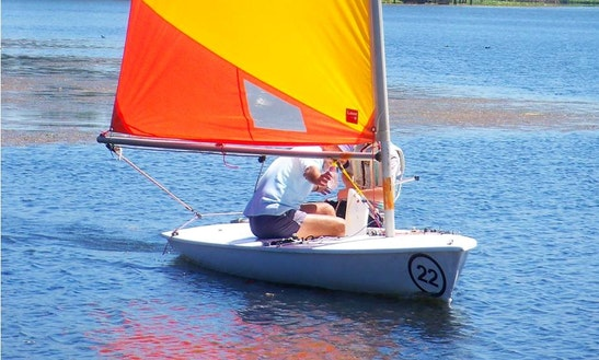 Rent A Laser Sailing Dinghy In Benoni, South Africa