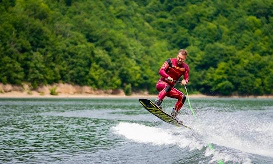 Enjoy Wakeboarding In Cluj-napoca, Romania