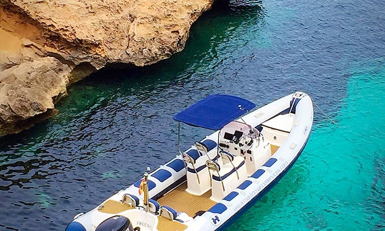 RIB rental in Mallora / Port Adriano - Southwest be crazy and have fun !!