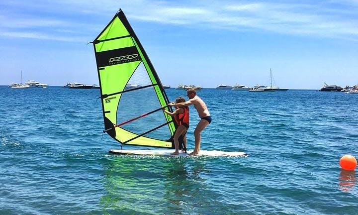 Enjoy Windsurfing in Barano D'ischia, Campania
