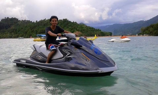 Amazing Affordable Jet Ski Rental In Iv Jurai, Sumatera Barat, Indonesia