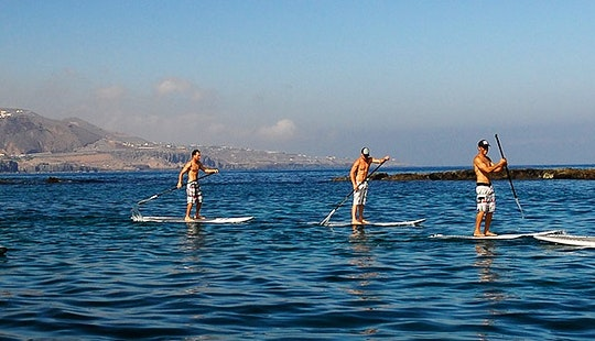 Enjoy Stand Up Paddleboard Rentals And Courses In Valencia, Spain