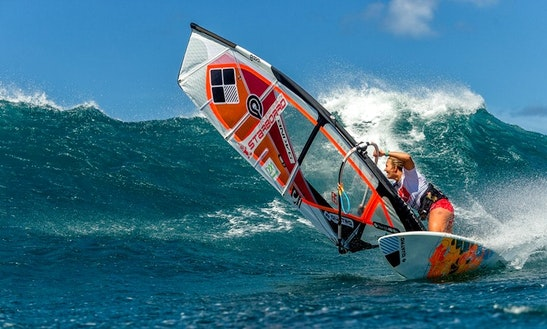 Enjoy Windsurfing In Valencia, Spain