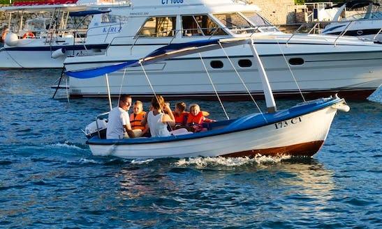 Amazing Dinghy Rental In Cavtat, Croatia