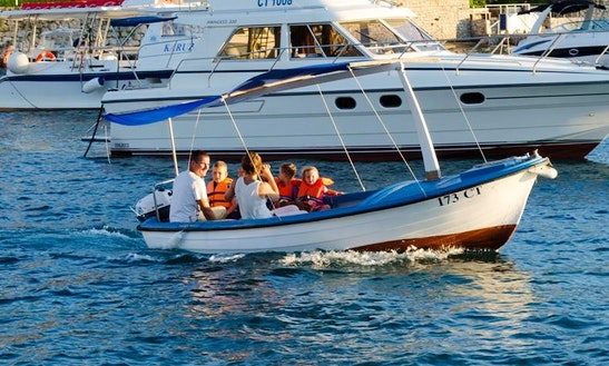 Amazing Dinghy Rental In Cavtat, Croatia