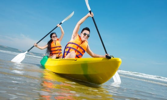 Rent A Kayak In Porto Colom, Spain