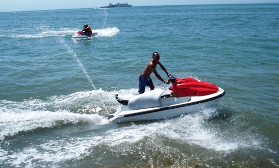 Zip Around The Water On A Jet Ski In Kuta Selatan, Bali