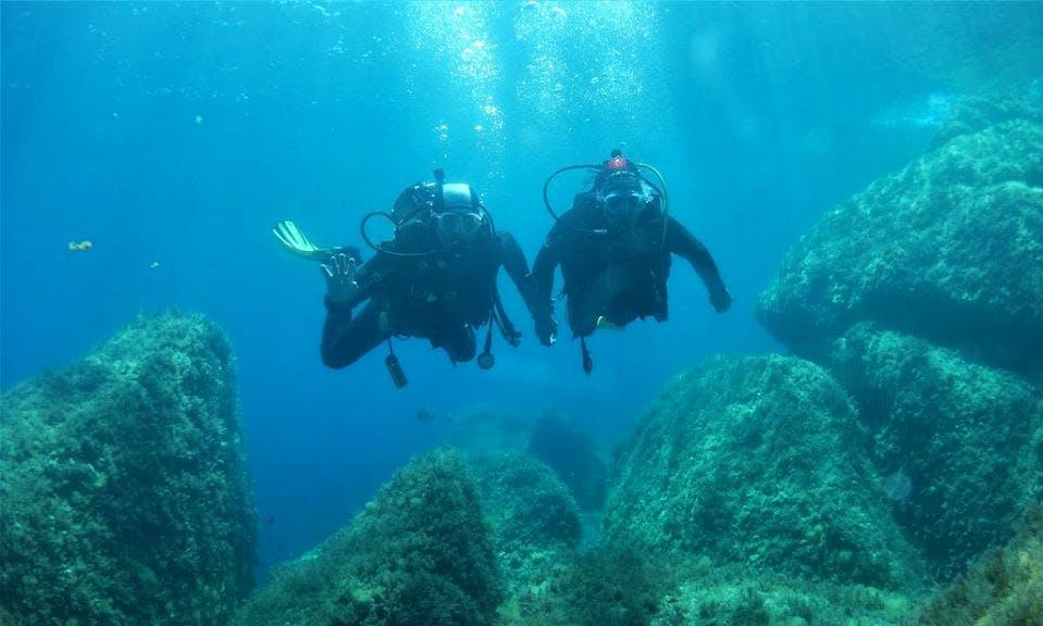 Enjoy Scuba Diving in Ajaccio, France