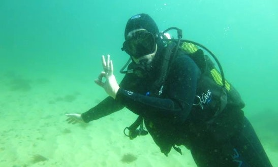 Enjoy Diving In Sesimbra, Portugal