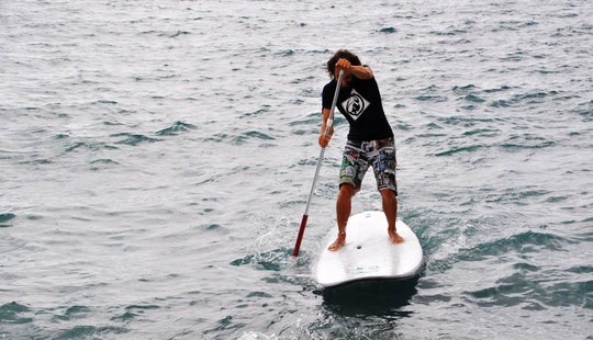 Enjoy Stand Up Paddleboard Rentals In Genova, Liguria