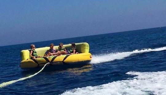 Enjoy Sofa Rides In Yeroskipou, Cyprus