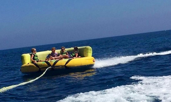 Enjoy Sofa Rides In Yeroskipou, Cyprus