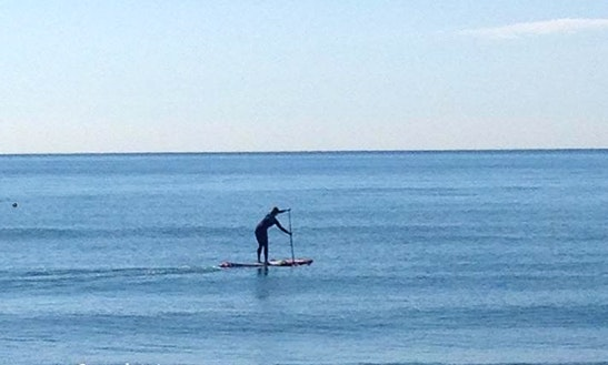 Enjoy Stand Up Paddleboard Rentals In Roma, Italy