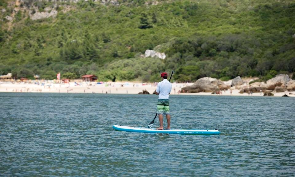 Enjoy Stand Up Paddleboard Tours in Setúbal, Portugal