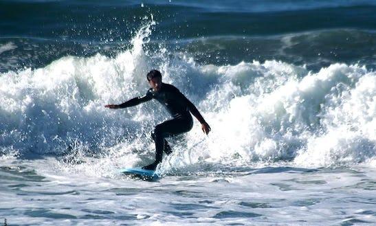 Enjoy Surfing In Fão, Portugal