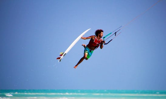 Enjoy Kiteboarding Lessons And Rentals In Essaouira, Morocco