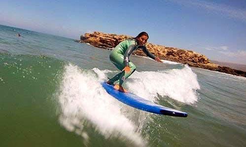 Enjoy Surfing in Sidi Rahal, Morocco