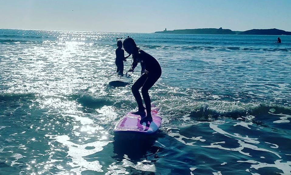 Fun Surfing Lessons in Essaouira, Morocco