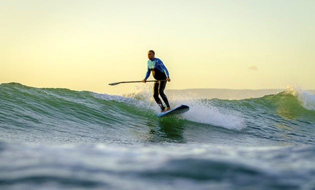 Beginner Paddleboard Lessons and Affordable Rentals in Essaouira, Morocco