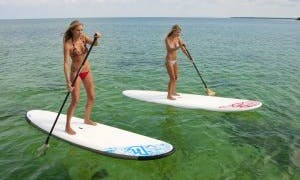 Enjoy Stand Up Paddleboard Rentals in Balatonfüred, Hungary
