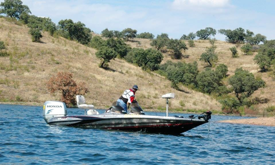 Enjoy Fishing in Beja, Portugal on a Bass Boat