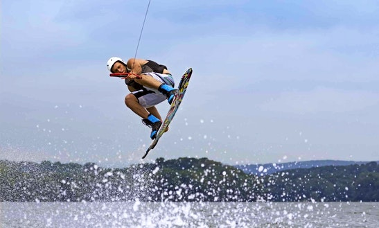 Enjoy Wakeboarding Lessons And Rentals In Essaouira, Morocco