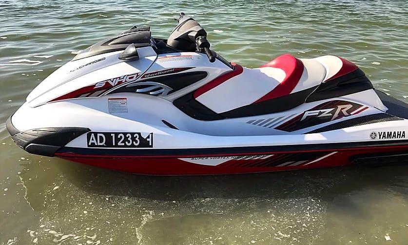Rent Yamaha Jet Ski in Abu Dhabi, United Arab Emirates