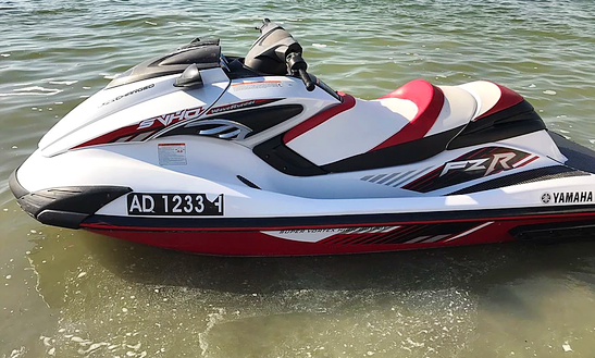 Rent Yamaha Jet Ski In Abu Dhabi, United Arab Emirates