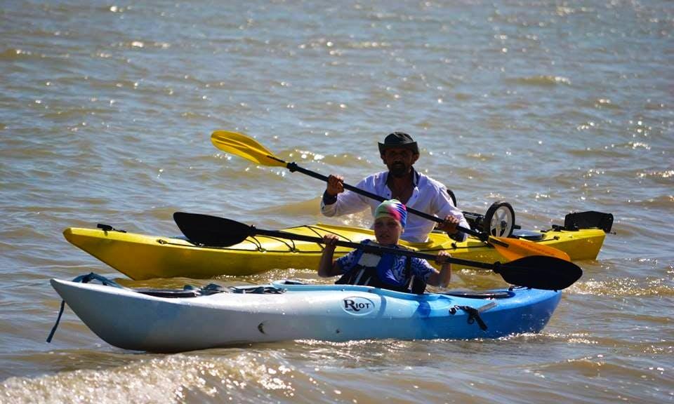 Enjoy Kayak Trips in Sulina, Tulcea