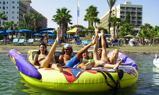 Enjoy Crazy Sofa Rides In Pile, Larnaka