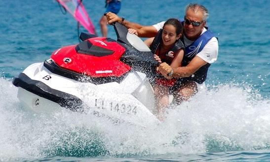 Two-person Jet Ski Rental In Limassol, Cyprus