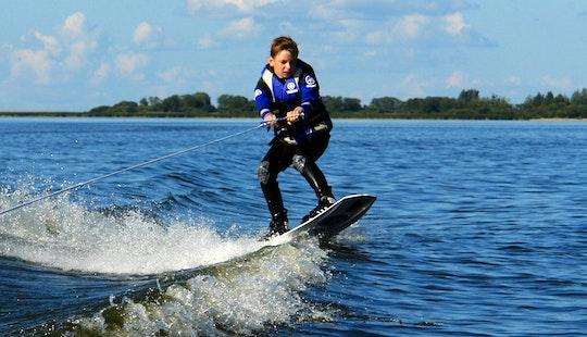 Enjoy Wakeboarding In Majkovi, Croating
