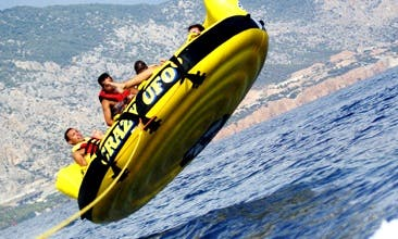Enjoy Crazy UFO Rides in Majkovi, Croatia