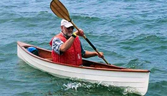 Enjoy Canoeing In Majkovi, Croatia