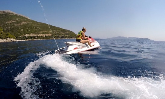 Rent Yamaha Jet Ski In Majkovi, Croatia
