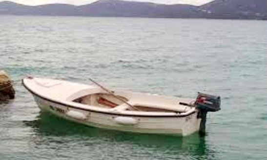 Rent 13' Dinghy In Majkovi, Croatia