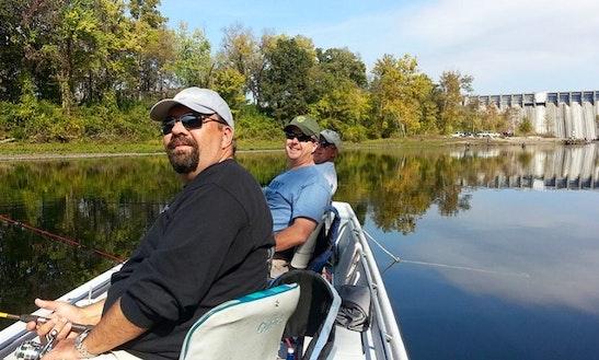 Fishing Guide Service In Jordan, Arkansas