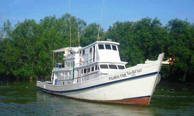 Fishing Charter On Sport Fisherman Yacht In Tambon Pak Nam, Thailand