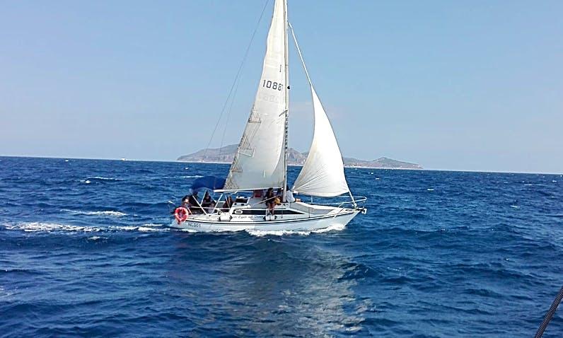 Charter CBS 888 Cruising Monohull in Favignana, Sicilia