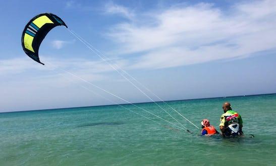 Enjoy Kitesurfing Lessons In Tarifa, Spain