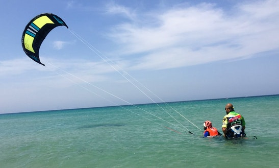 Enjoy Kitesurfing Lessons In Tarifa, Spain