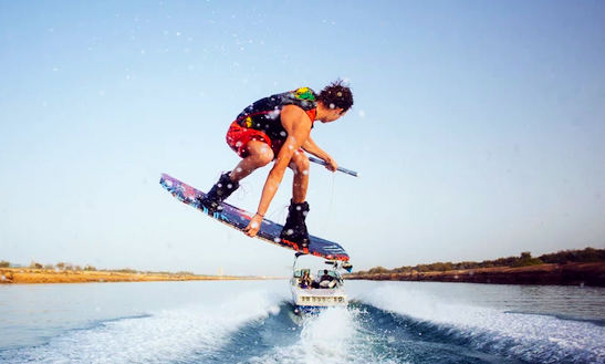 Enjoy Wakeboarding In La Seyne-sur-mer, France