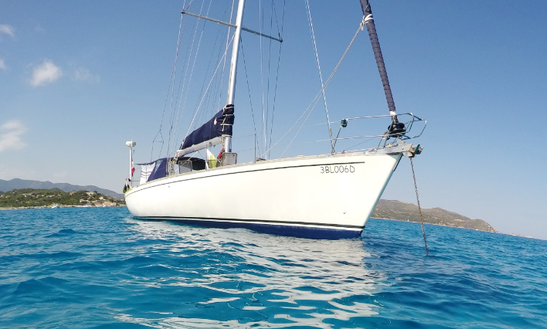 Charter 53' Barberis Cruising Monohull In Nettuno, Lazio
