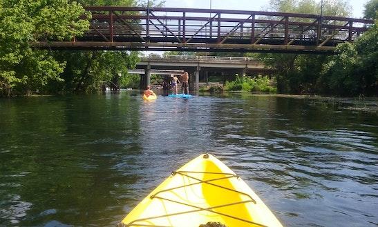 Kayak In San Marcos